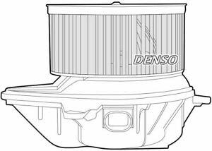 Denso Cabin Gebläse Lüfter / Motor Für Ein Renault Megane MPV 1.4 55KW