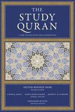 The Study Quran: A New Translation and Commentary by Mohammed Rustom, Maria Massi Dakake, Caner K. Dagli, Seyyed Hossein Nasr, Joseph E. B. Lumbard (Hardback, 2015)