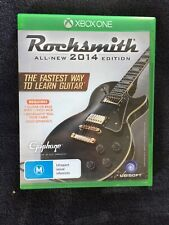 Rocksmith All-New 2014 edition XBOX One - No Real Tone Cable Ubisoft.