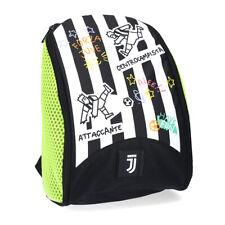 Juventus Zaino Sportivo Seven con Gioco Tirassegno e Segnapunti Ragazzi Bambino