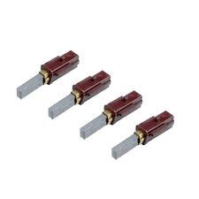 4x Carbon Brush 22311480 33326-1 333261 For Ametek Lamb Electric Vacuum Motor #