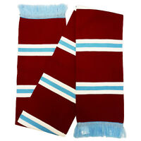 Football Scarf Selection Bar Stripe Warm Winter Rugby Christmas Birthday