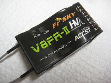 NEW! FrSky V8FR-II HV 2.4Ghz 8CH High Voltage Receiver ACCST