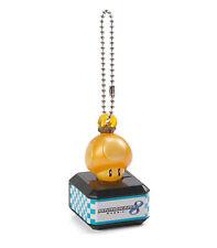 Super Mario Bros. Mario Kart 8 Golden Mushroom Light Up LED Keychain