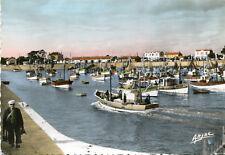 Ile d'Oléron SAINT PIERRE D'OLERON LOT de 2 cartes sur le Port de la Cotinière