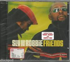 SLY AND AND ROBBIE - Friends - SIMPLY RED CD 1997 SIGILLATO SEALED