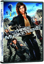 The Three Musketeers (DVD, 2012, Canadian)