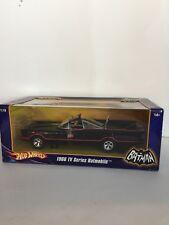Mattel Hot Wheels 1966 TV Series BATMOBILE 1:18 Scale Manufactured 2007 NEW