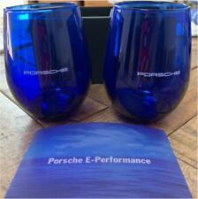 Porsche Pair of Blue Glasses In Box Promo Gift New