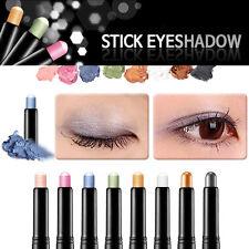 Korean Cosmetics Auto Stick Eye Shadow #03. Dark Blue Glitter Eye Shadow / Korea