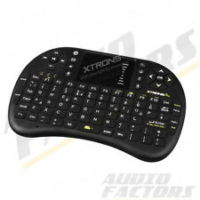 2.4GHz Wireless Mini Keyboard Mouse Touchpad for PC Computer Laptop XBOX 360 TV