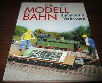 Wolfgang Horn - Die Modellbahn - Umbauen und verbessern > Top