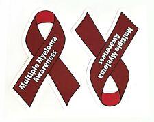 Multiple Myeloma Awareness Sticker - Large