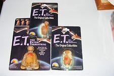 Vintage E. T. Extra-Terrestrial Figures Flower Pot Speak & Spell Computer + LJN