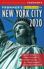 Frommer's EasyGuide to New York City 2020 by Pauline Frommer (Paperback, 2019)