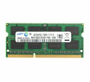 Samsung 8GB (2x4GB) Apple MacBook Pro iMac MacMini 2011 12 13 14 DDR3L PC3L