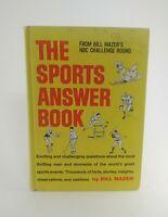 The Sports Answer Book by Bill Mazer Grosset & Dunlap 1966 Hardback