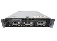 DELL PE R710 Rack Server 2x 6-Core Xeon X5650 , 48GB + Caddies VMWARE Home Lab