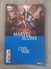 comics MARVEL ICONS  1°série N°24