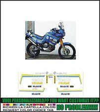 kit adesivi stickers compatibili  xtz 750 super tenere sonauto dakar