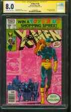 Uncanny X Men 138 CGC SS 8.0 Claremont Cyclops leaves Dark Phoenix Movie 10/1980