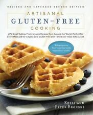 Artisanal Gluten-Free Cooking: 275 Great-Tasting, From-Scratch Recipes-ExLibrary