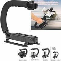 C Shaped Holder Grip Handheld Stabilizer for DSLR Gopro Hero Digital Camera