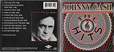 CD 11T JOHNNY CASH THE HITS BEST OF 1997 PRESSAGE USA