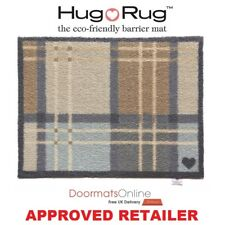 Hug Rug Kitchen 14 Check Design 65x85cm Indoor Barrier Mat