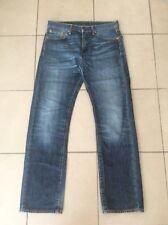 LEVIS 505    Straight   Denim Jeans    Blue    Size 30~