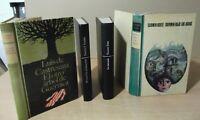 Lote de 4 Libros usados Novela Vicente Soto,Ramón J. Sender, Carmen Kurtz