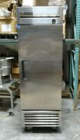 True T-23F Commercial Reach-In Freezer One Section Solid Door Right Side Hinge
