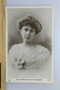 Princess Ena Of Battenberg Tucks Real Photograph Postcard c.1910 Unused RP