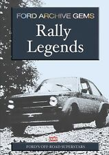 RALLY LEGENDS FORD ESCORT MK1/2 DVD. '63 E. AFRICAN SAFARI. 68 Min. DUKE 3974NV