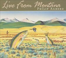 Philip Aaberg - Live from Montana CD