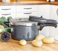 SILIT T-PLUS Autocuisseur 4,5L ø 22cm gris fabriqué en Allemagne cuisiner