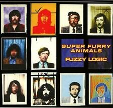 Super Furry Animals - Fuzzy Logic (20th Anniversary Deluxe Edition) (NEW 2CD)