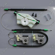 VW MK4 3 DOOR GOLF BORA WINDOW REGULATOR REPAIR KIT METAL CLIPS FRONT RIGHT SIDE