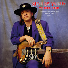 Stevie Ray Vaughan - Live in Florida 1987 - NEW SEALED 2 LP 180g