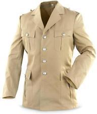German Military Surplus - New Tropical Dress Jacket w/ Leutnant Shoulder Boards