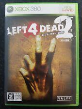 Japonais Xbox 360 Xbox One Left 4 Dead 2