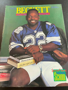 Beckett Football Card Monthly August 1993 Issue 41