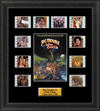 Big Trouble In Little China (1986) Film Cell Memorabilia FilmCells Movie Cells
