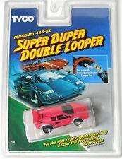 1991 TYCO 440-X2  Looper Lamborghini Slot Car Rare 7128