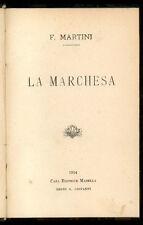 MARTINI F. LA MARCHESA MADELLA 1914