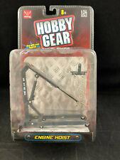 PHOENIX Hobby Gear Engine Hoist GREY  1:24 Scale 18435 New Ships Free