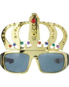 Golden Crown Glasses