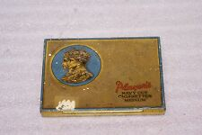 Vintage Players Cigarette Tin King George The VI Coronation English Royalty