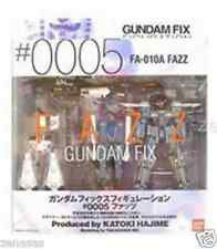 Used Bandai GUNDAM FIX FIGURATION GFF #0005 FAZZ PAINTED