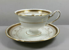 SHELLEY PATTERN NUMBER 11264 TEA CUP AND SAUCER